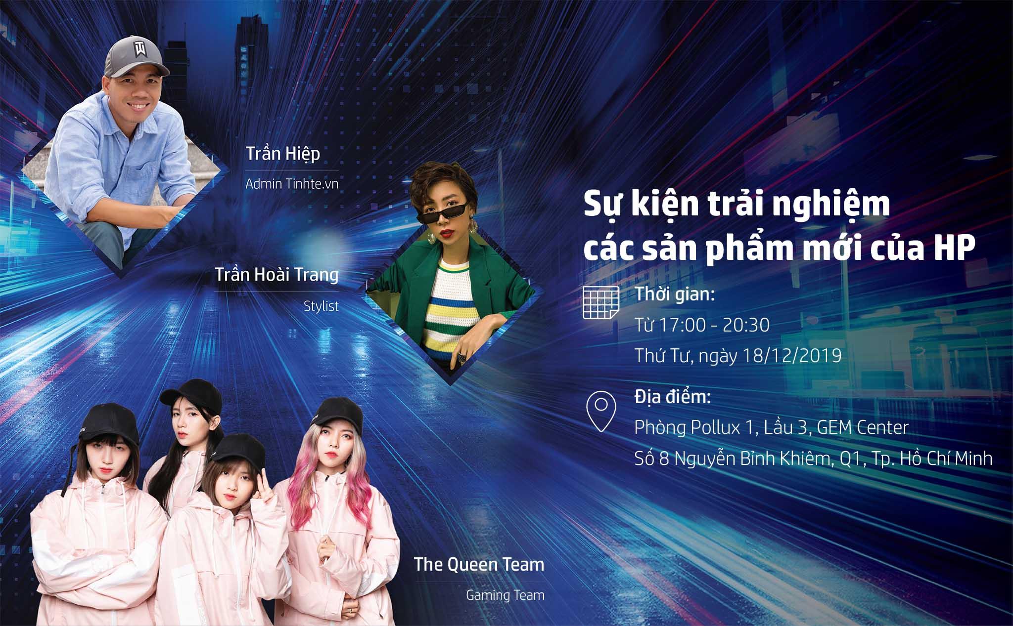 HP sắp ra mắt dòng laptop gaming OMEN tại Việt Nam