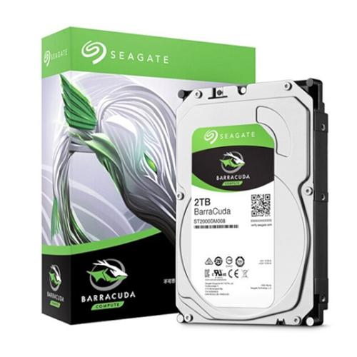 Ổ cứng HDD Seagate BarraCuda 2TB 3.5″ SATA 3