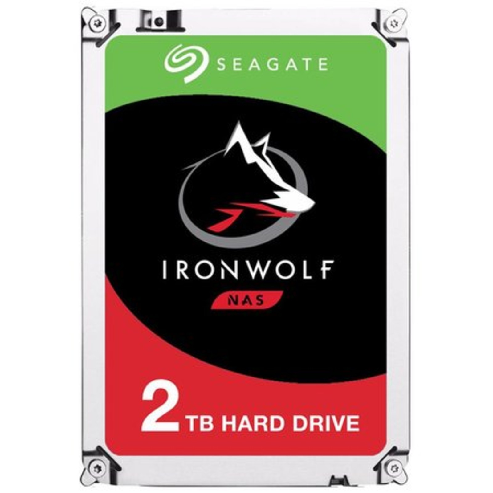 Ổ cứng HDD Seagate Ironwolf 2TB 3.5″ SATA 3 – ST2000VN004