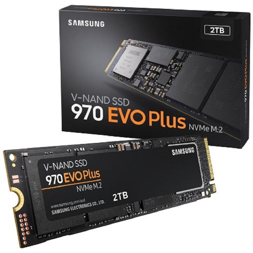 Samsung 970 Evo Plus 2TB M2-NVMe