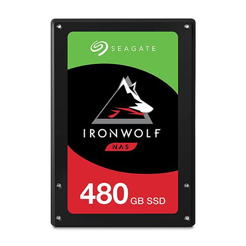 Ổ cứng SSD Seagate Ironwolf 110 480GB SATA 3 – ZA480NM10011