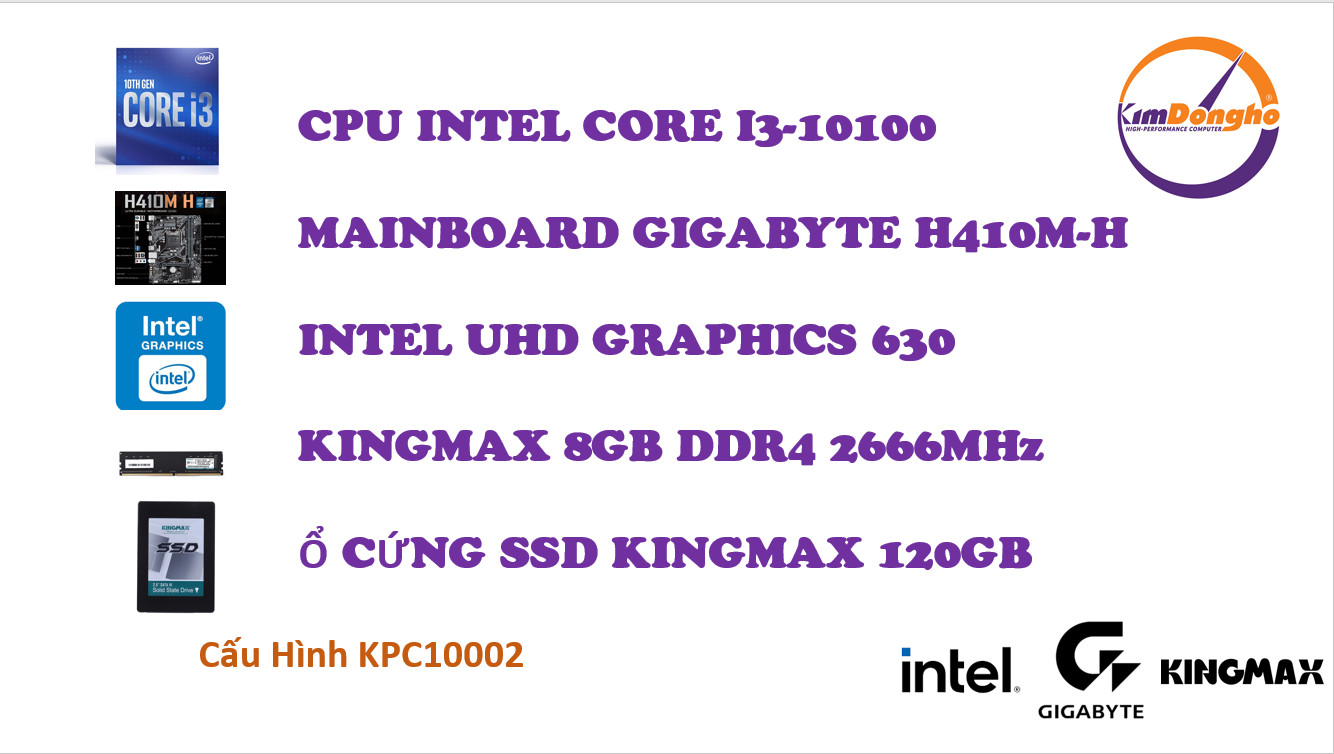PC Văn phòng KPC10002