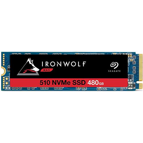 Ổ cứng SSD Seagate Ironwolf 510 480GB M.2 2280 NVMe1.3 – ZA480NM30011