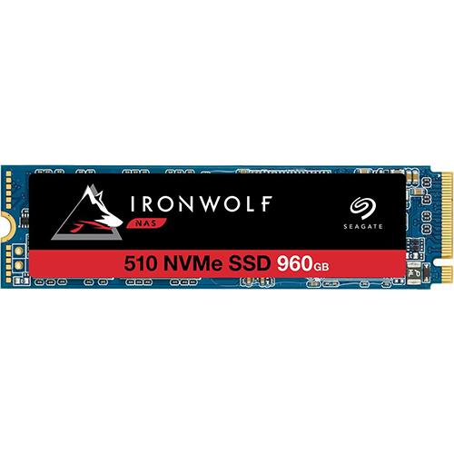 Ổ cứng SSD Seagate Ironwolf 510 960GB M.2 2280 NVMe1.3 – ZA960NM30011