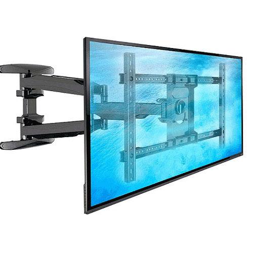 Giá treo góc LCD North Bayou 2 thanh P6 (40″ – 70″)