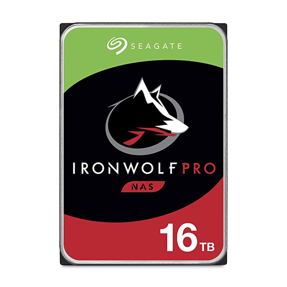 Ổ cứng HDD Nas Seagate Ironwolf Pro 16TB-ST16000NE000